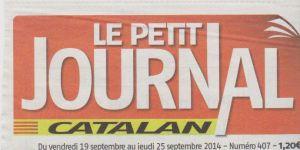 petit journal catalan