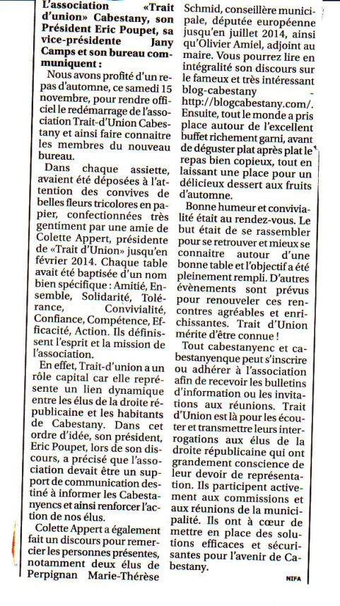 ARTICLE PETIT JOURNAL