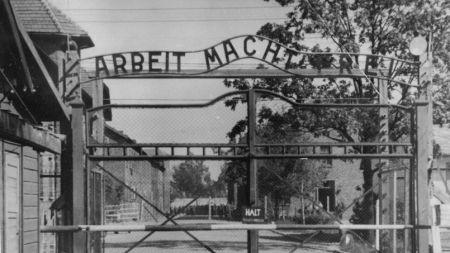 Auschwitz libéré