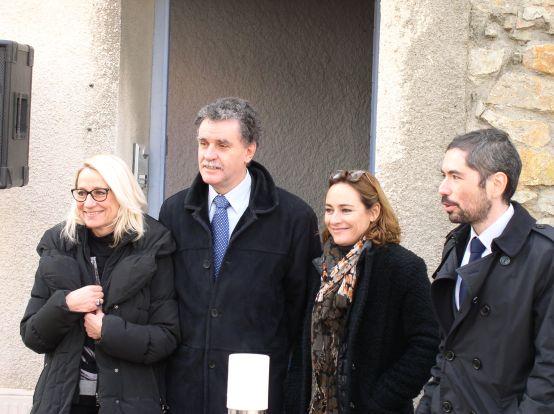 Candidats de la Droite Républicaine à Cabestany