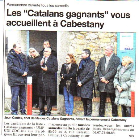 CATALANS GAGNANTS