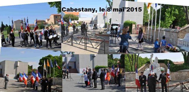 Le défilé, les tambours, les gerbes, les enfants, les discours, la Marseillaise, les remerciements.