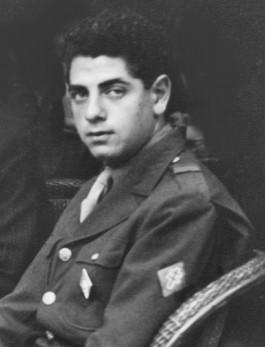 Jacques Kleinmann, engagé volontaire à 19 ans, dans le Bataillon Catalan