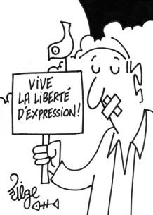 liberte d'expression