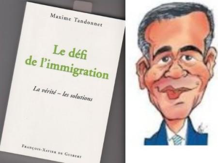 le livre de notre ami Maxime Tandonnet