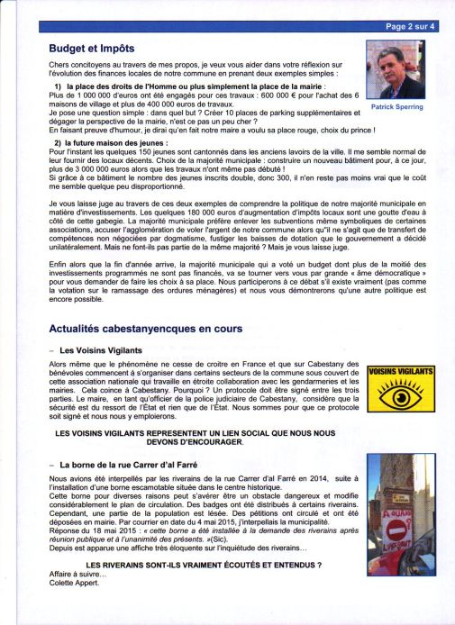 Infos Cabestany Sept 2015 page 2sur4