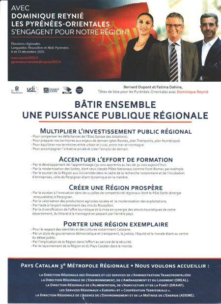 Bâtir ensemble une puissance publique régionale